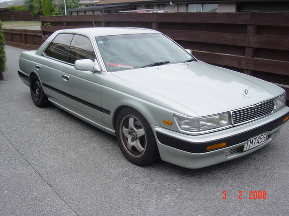 1990 Nissan Laurel #8