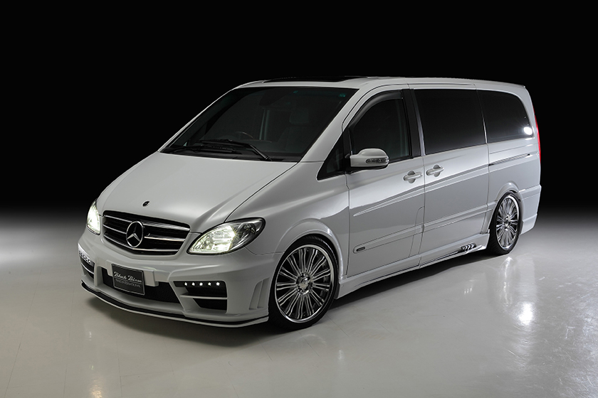 Mercedes-Benz Viano #10
