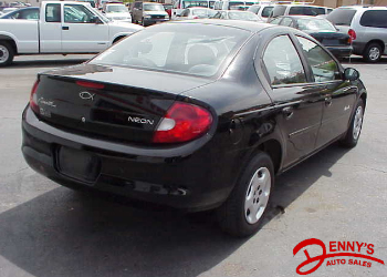 2001 Plymouth Neon #11