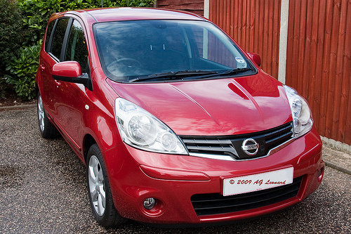 2009 Nissan Note #12