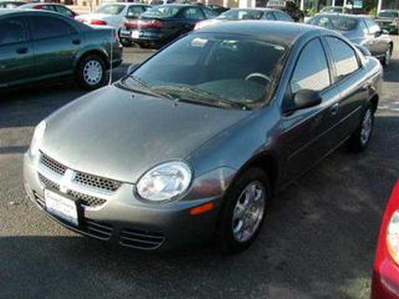 2005 Chrysler Neon #3