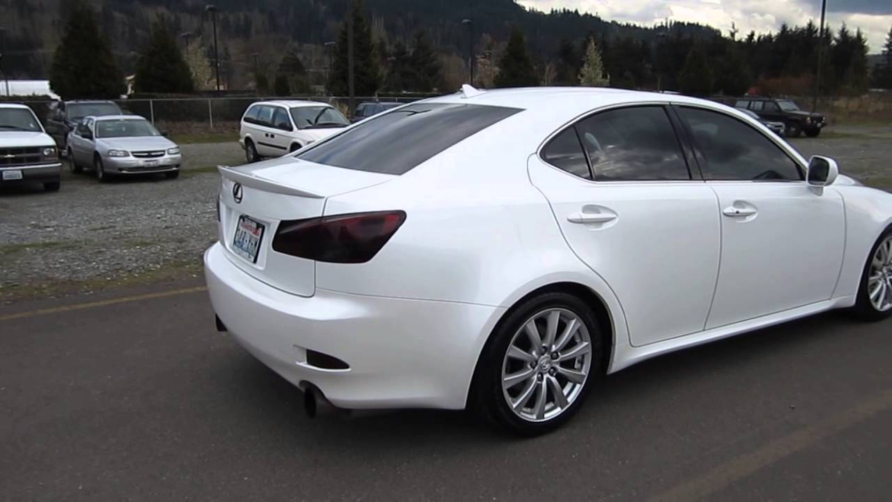 2008 Lexus IS #13