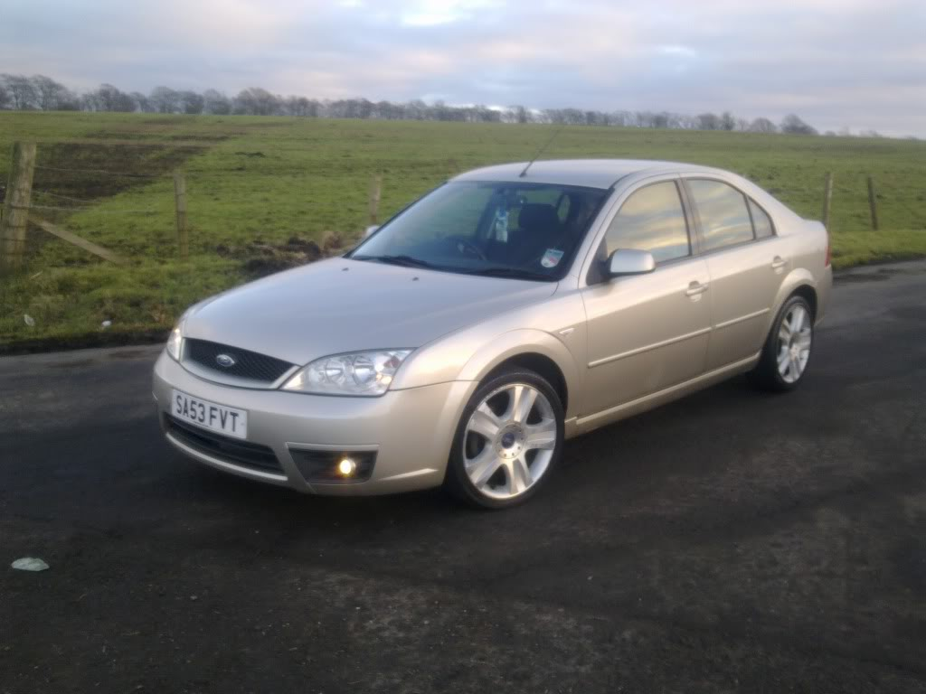 2003 Ford Mondeo #12