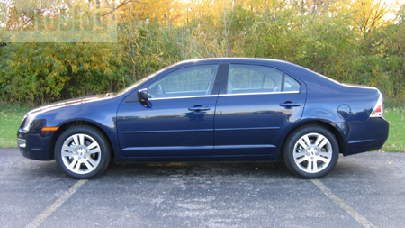 2007 Ford Fusion #10