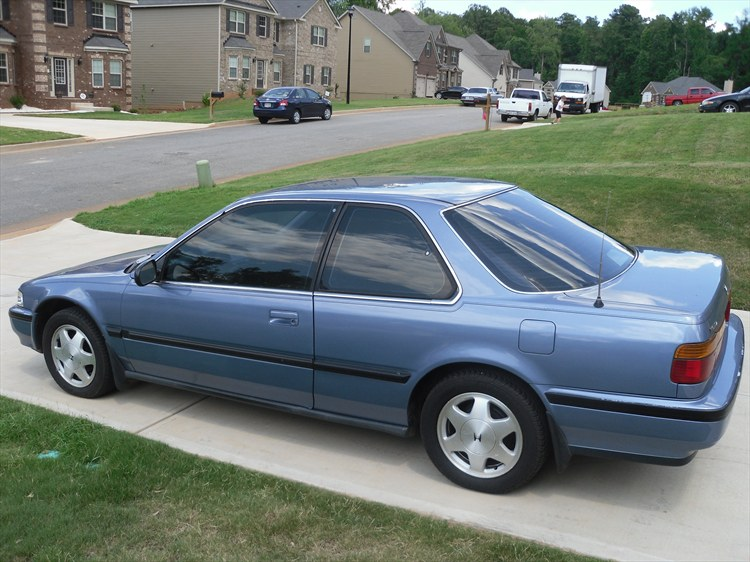1990 Honda Accord #7