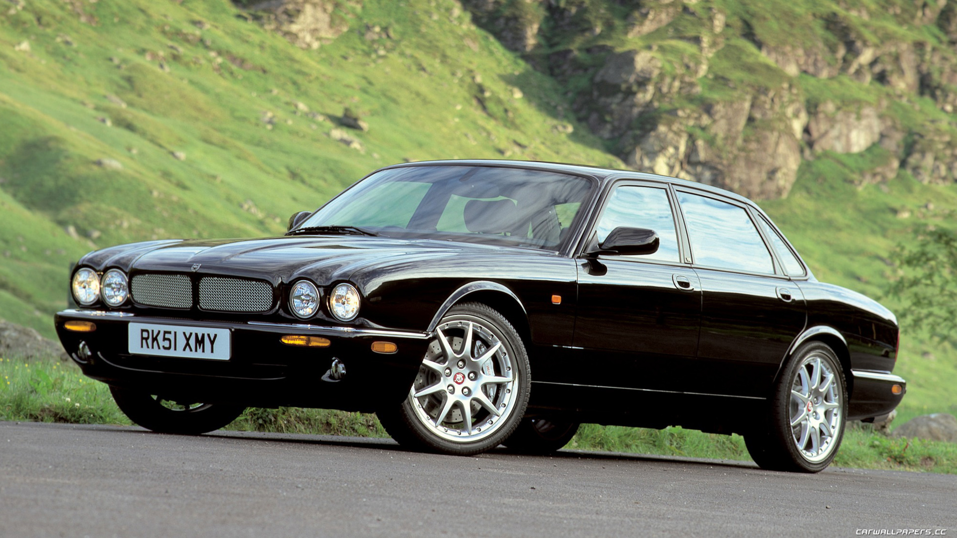 1998 jaguar xjr photos informations articles. Black Bedroom Furniture Sets. Home Design Ideas