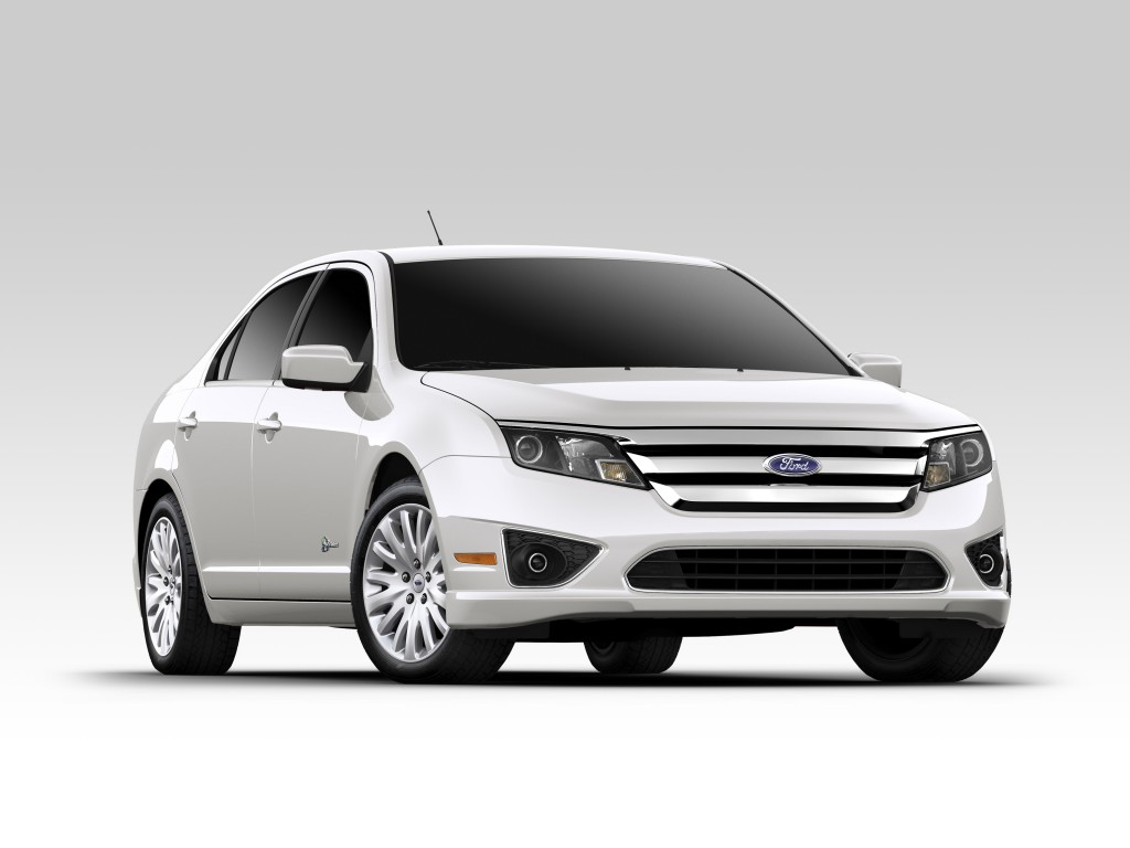 2012 Ford Fusion #2