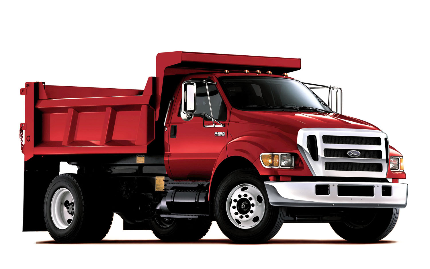 2007 Ford F-650 #11