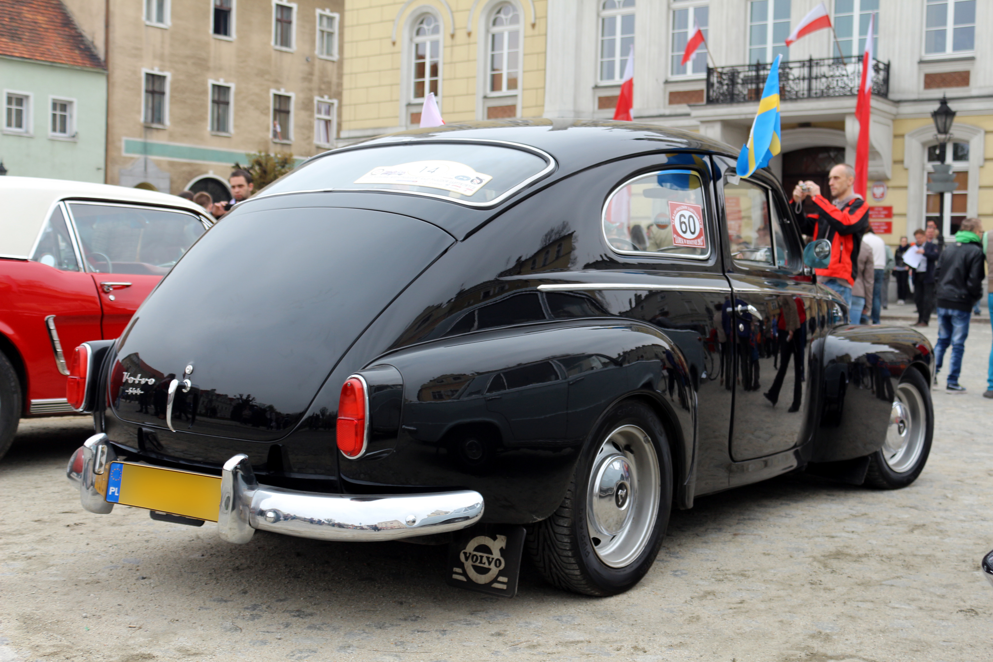 Volvo PV 544 1.8 Photos, Informations, Articles ...