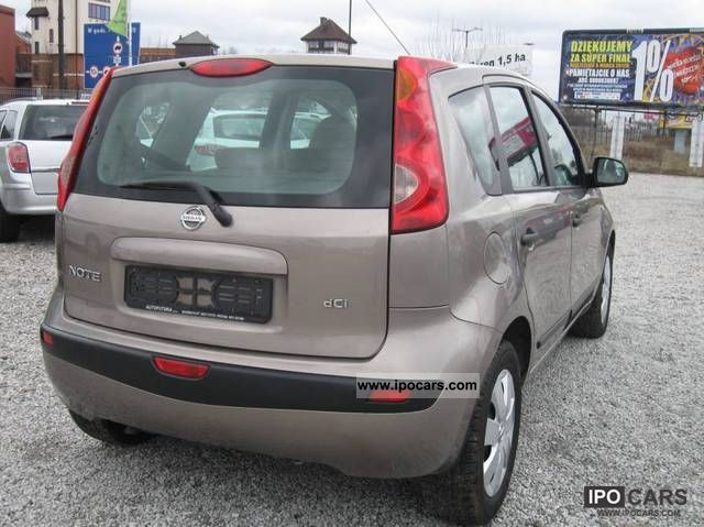 2007 Nissan Note #19