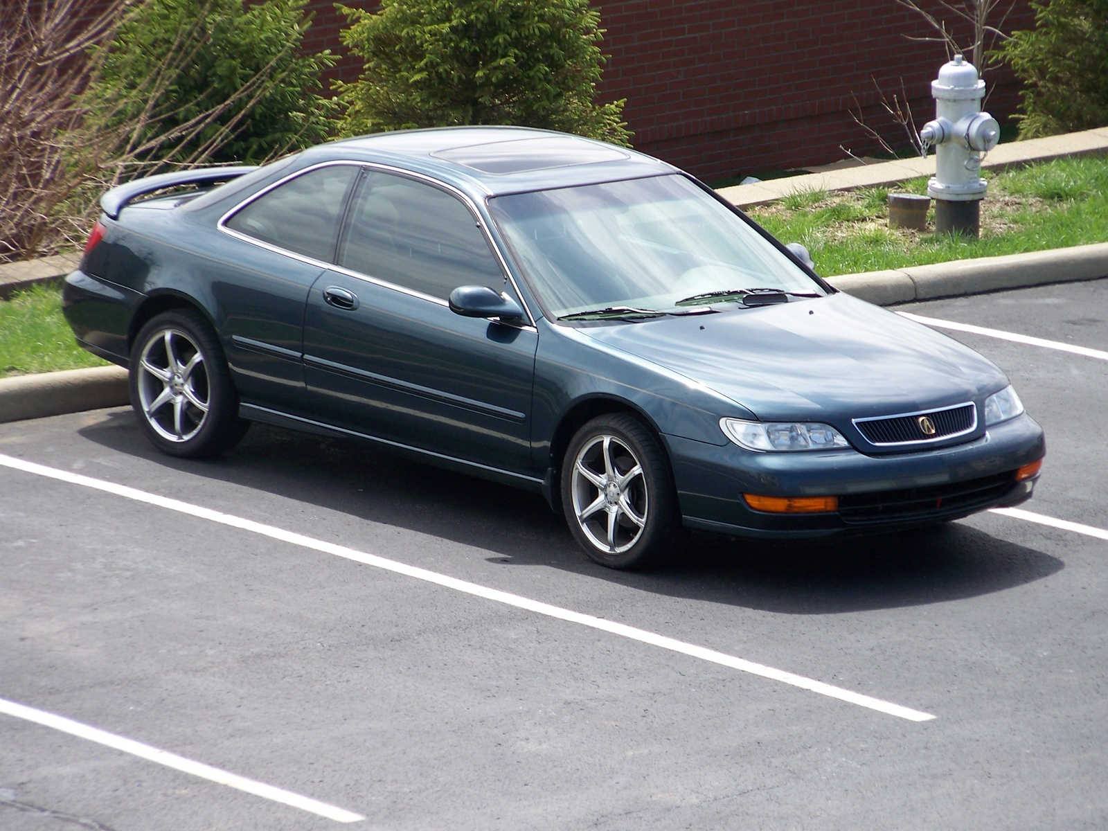 1998 Acura Cl Photos Informations Articles Bestcarmag Com