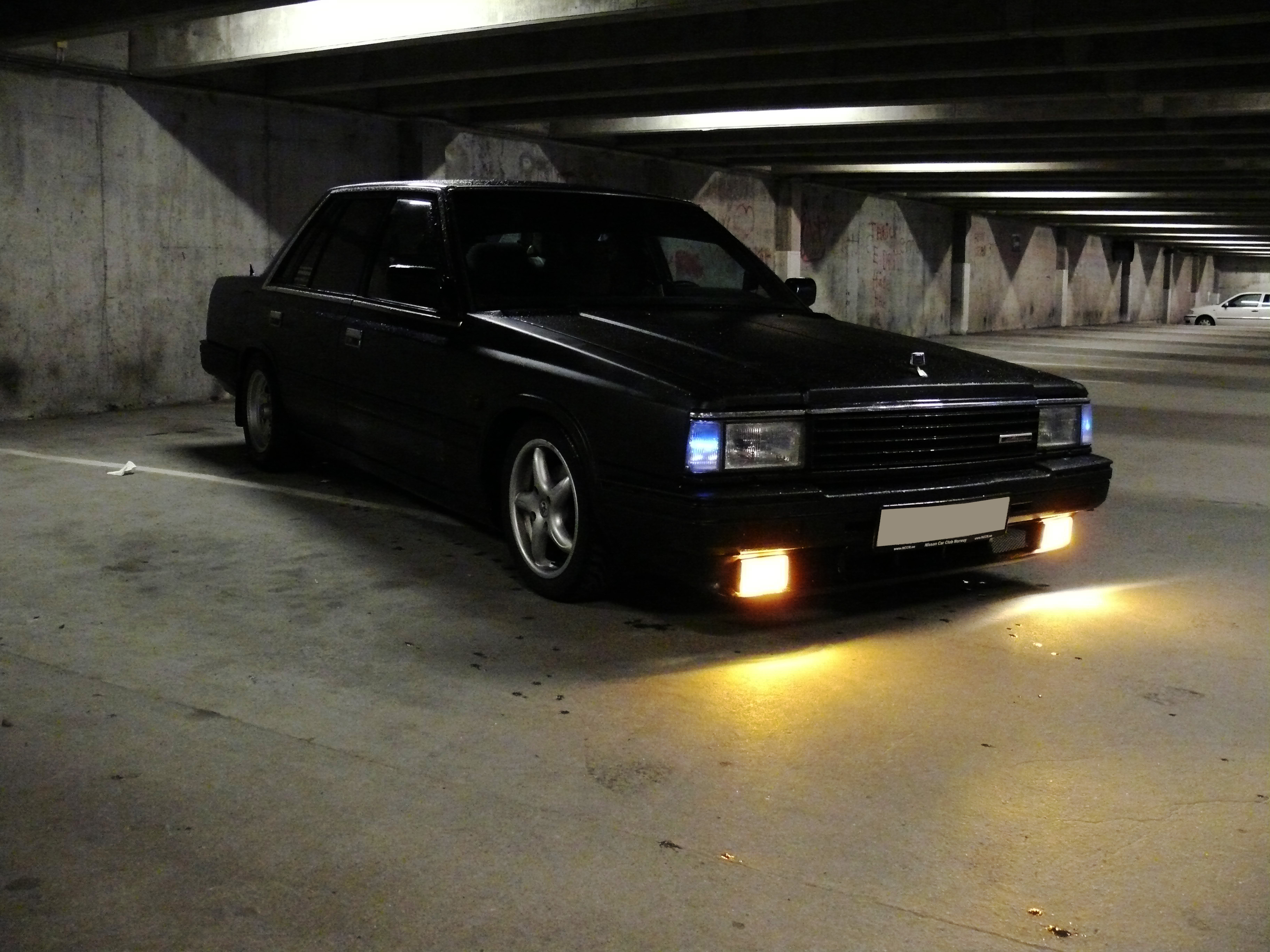1987 Nissan Laurel #11