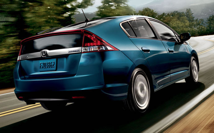 2013 Honda Insight #13