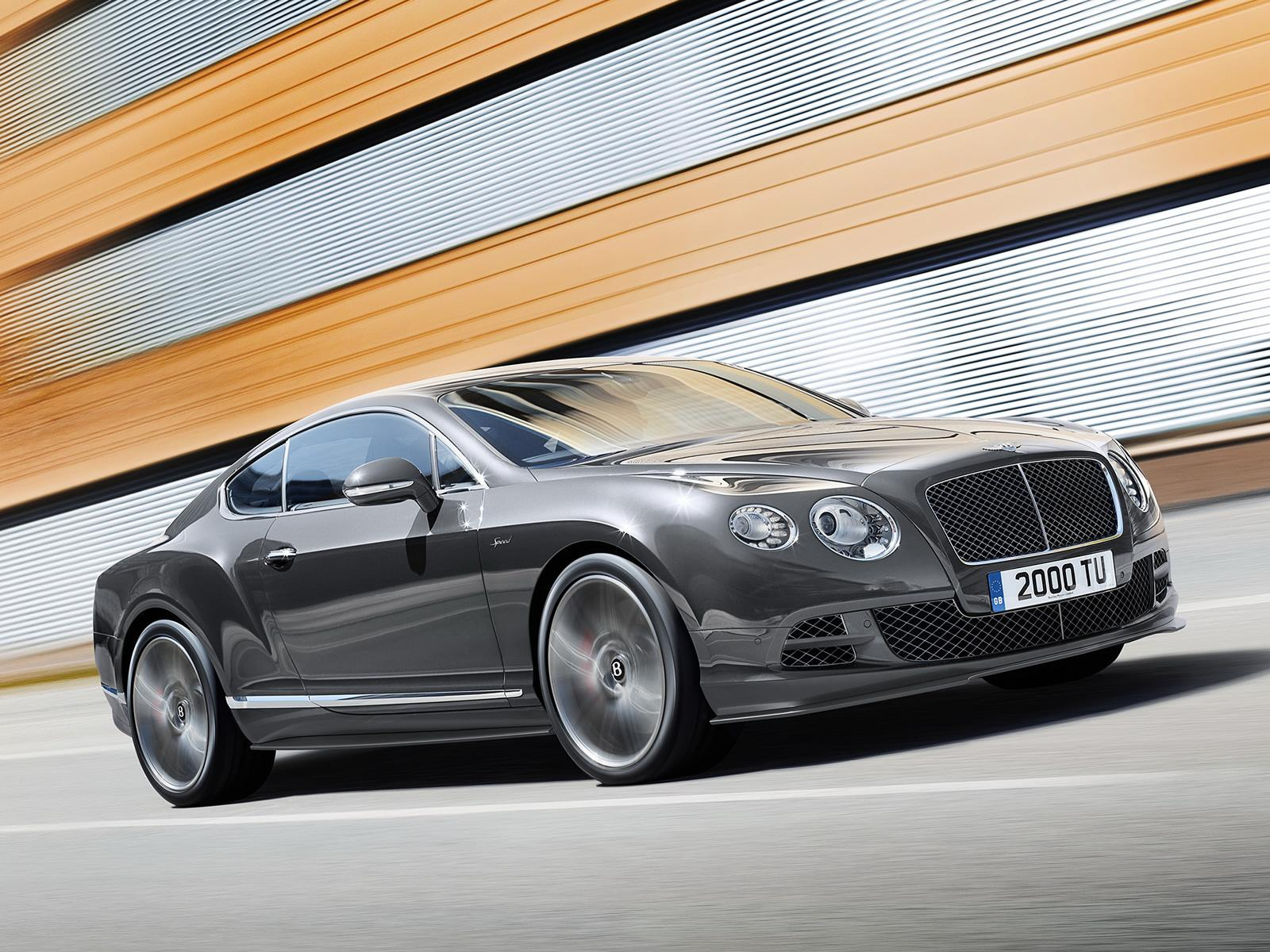 Bentley Continental Gt Speed #14