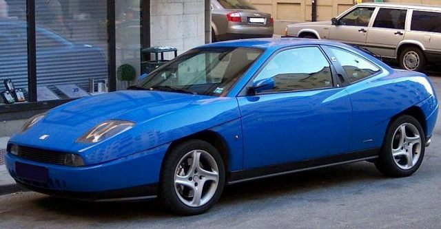 1996 Fiat Coupe #5