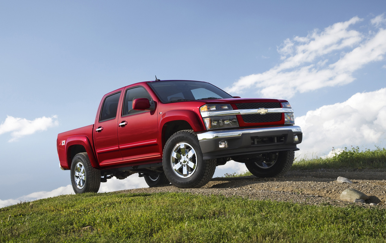 2011 Chevrolet Colorado #5