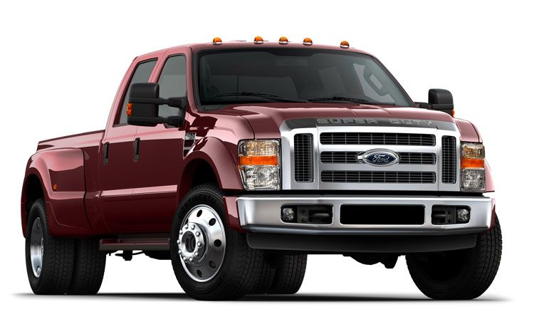 2010 Ford F-450 #3
