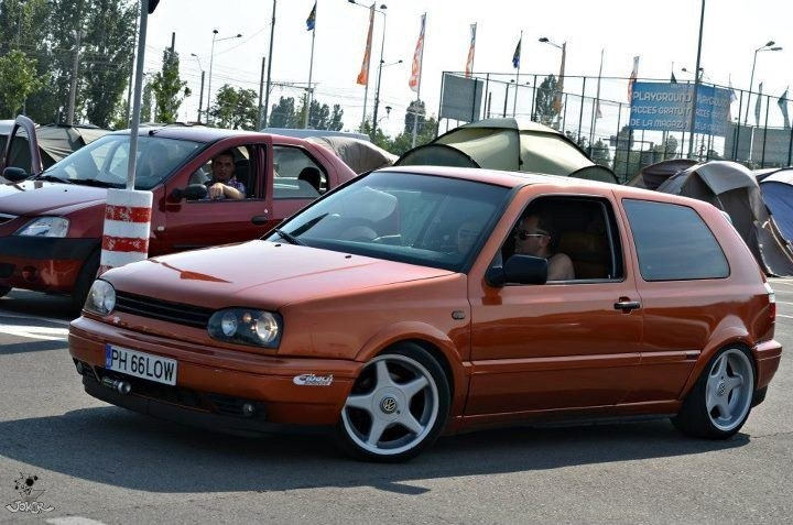 1995 Volkswagen Golf #5