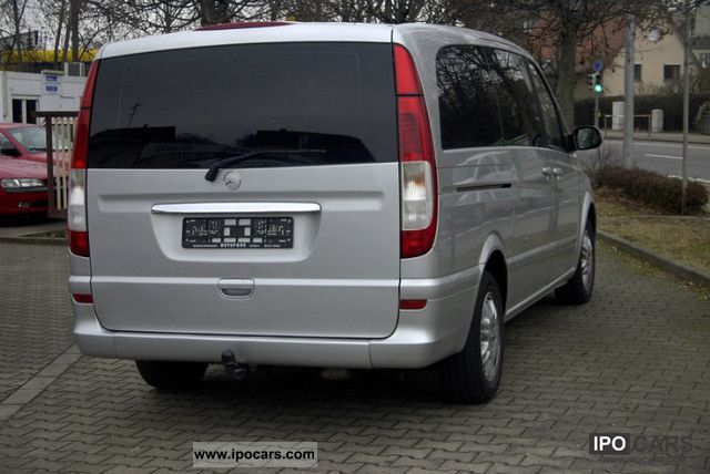 2005 Mercedes-Benz Viano #4