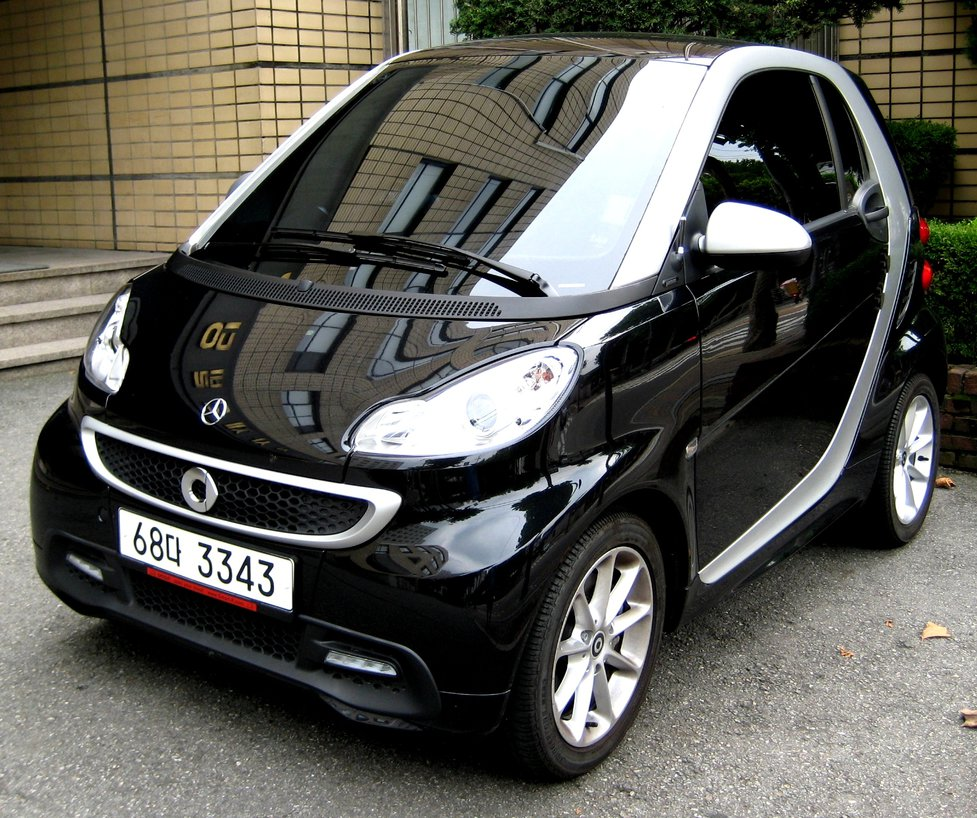mercedes benz smart photos informations articles