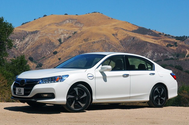 Honda Accord Plug-in Hybrid #7