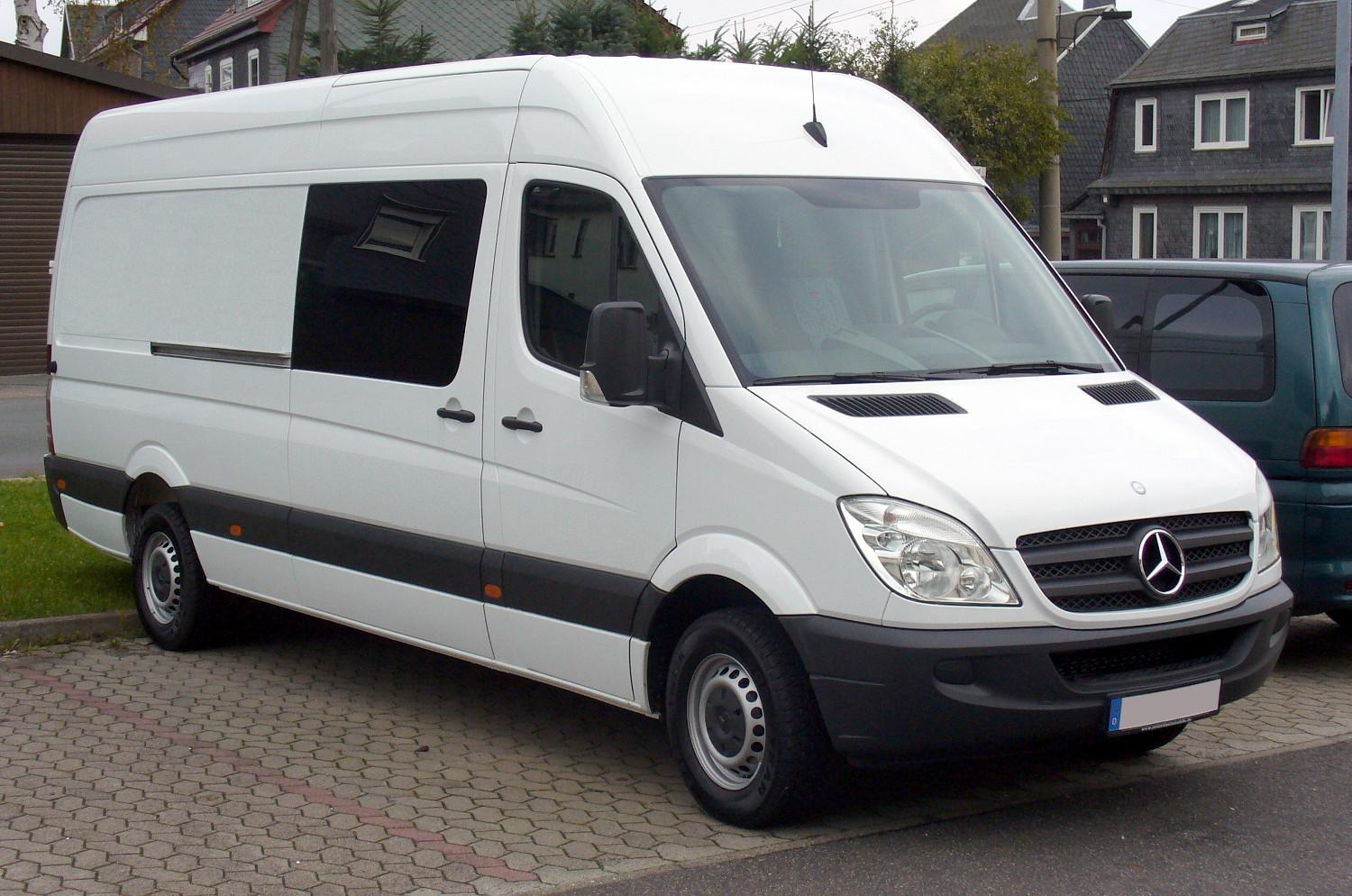 2010 Mercedes-Benz Sprinter #1
