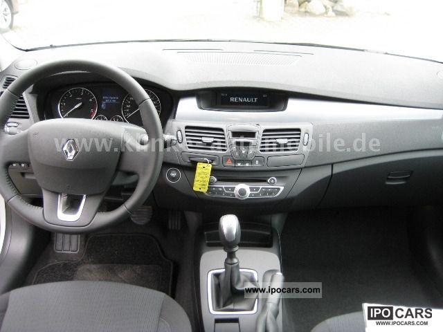 2011 Renault Laguna Photos Informations Articles Bestcarmag