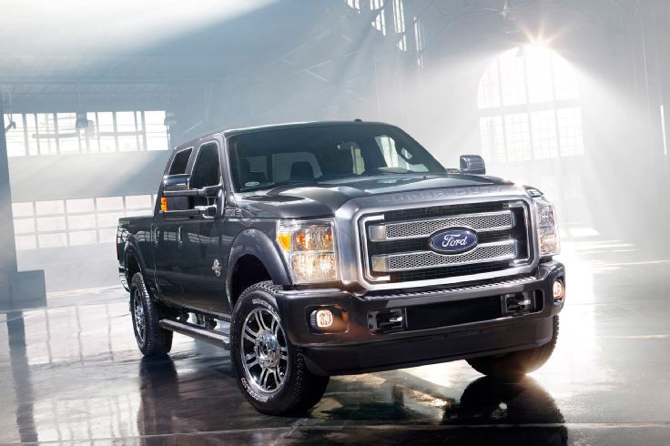 2014 Ford F-250 Super Duty #2