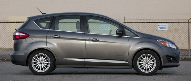 2013 Ford C-MAX #9