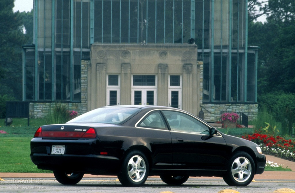 1998 Honda Accord #15