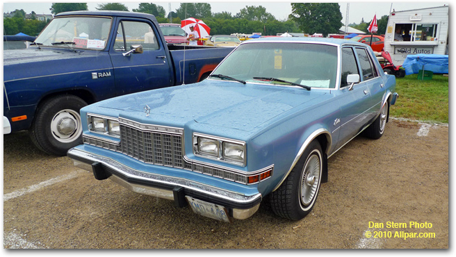 1984 Plymouth Caravelle #8