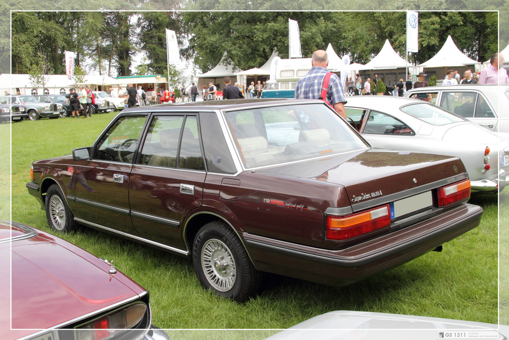 1983 Toyota Crown #11