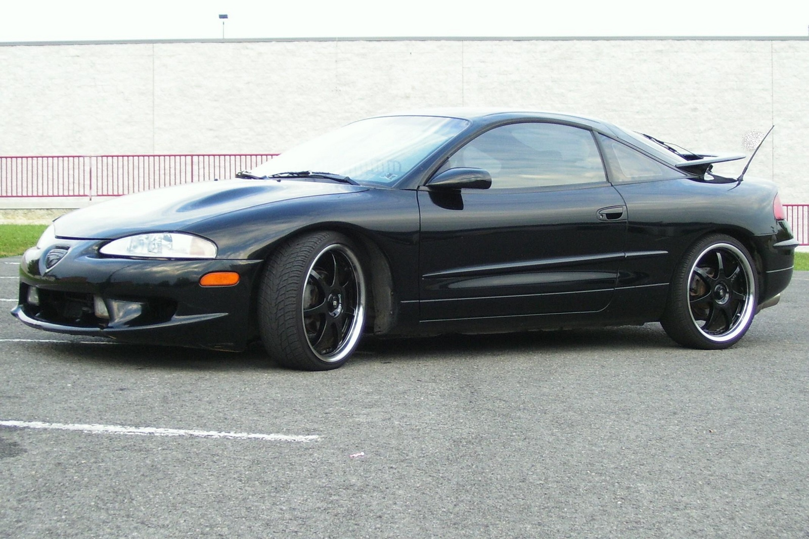 1997 Eagle Talon #3