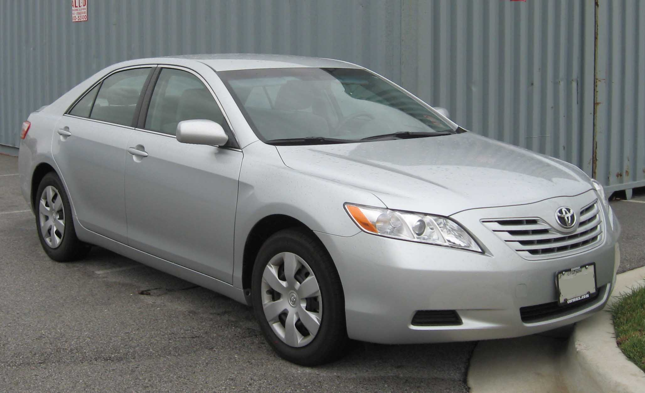 2007 Toyota Camry Photos Informations Articles Fuel Filter Location 3