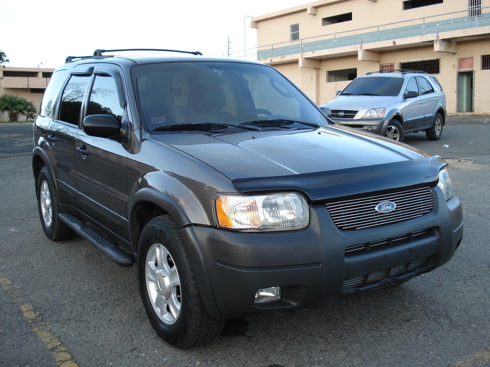 2002 Ford Escape #7