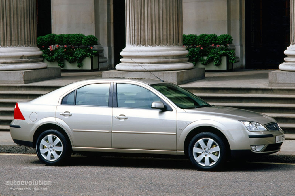 2005 Ford Mondeo #11