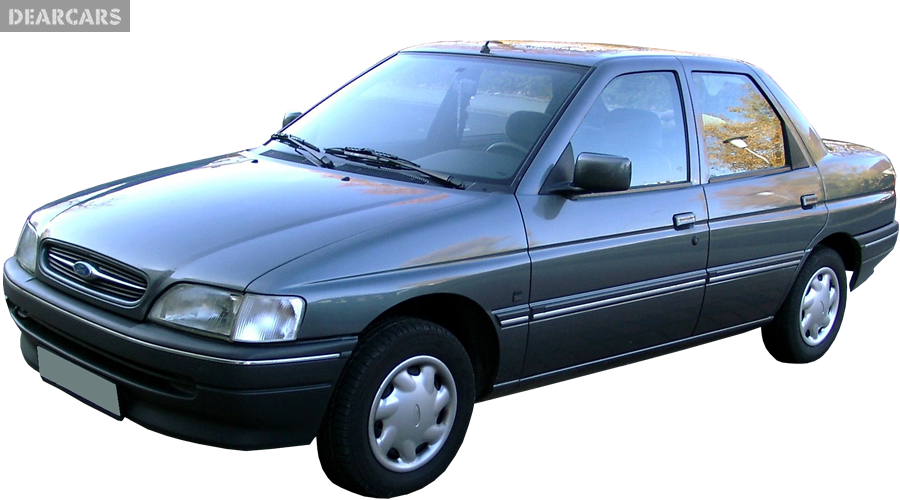 1993 Ford Orion #13