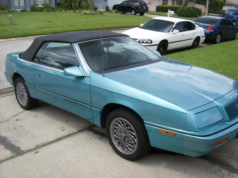 1992 Chrysler Le Baron #4