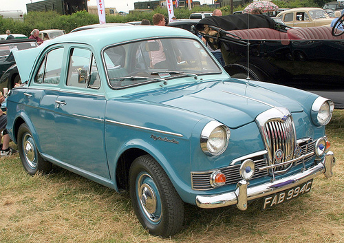1962 Riley One-Point-Five #4