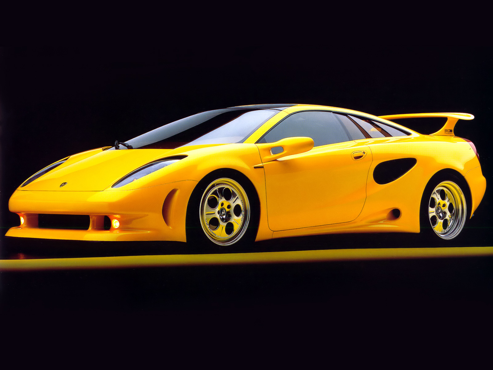 1995 lamborghini cala photos, informations, articles - bestcarmag