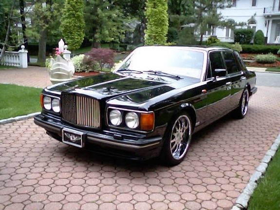 Bentley Turbo #7