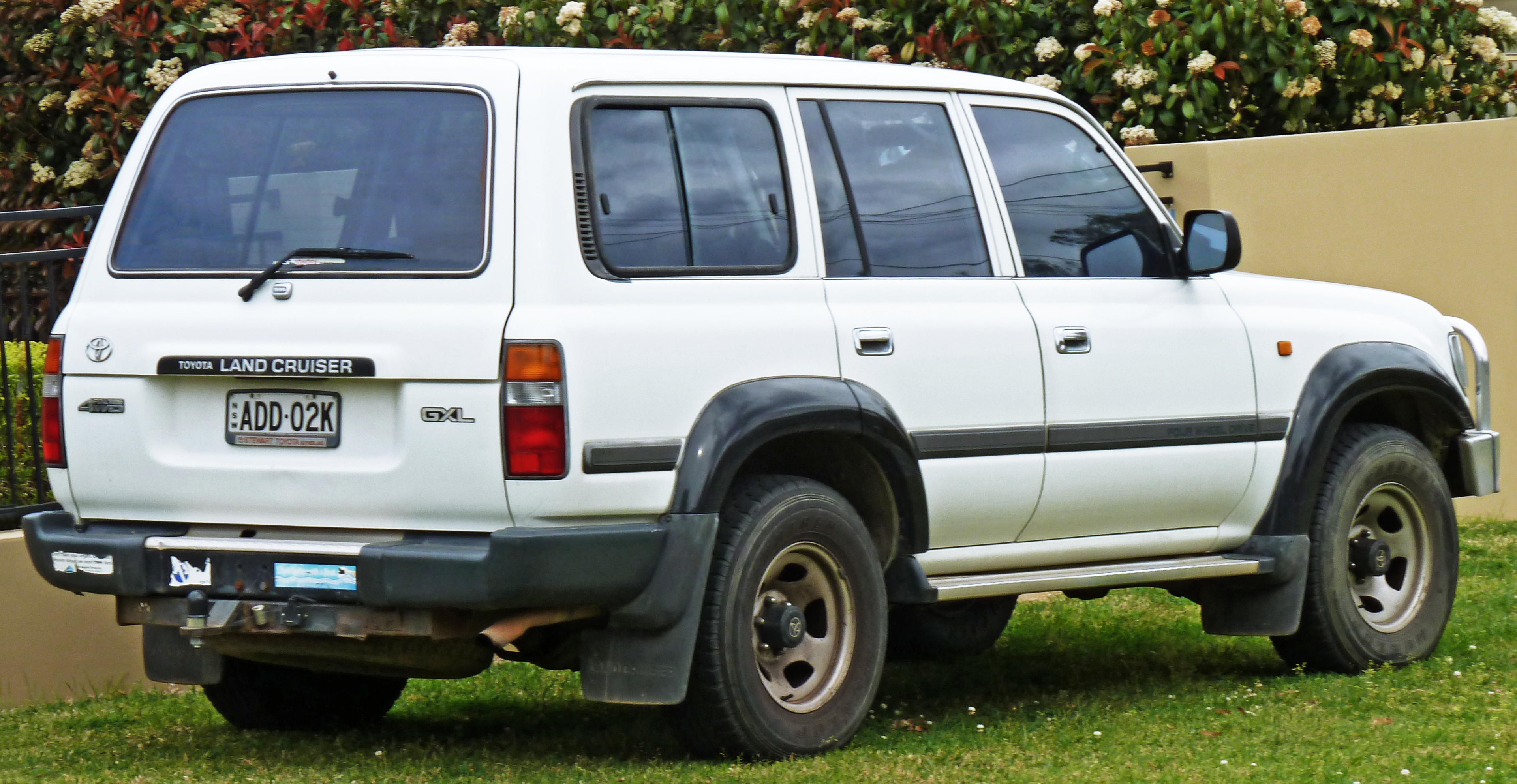 1995 Toyota Land Cruiser #4