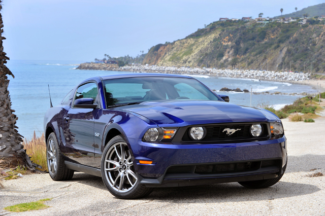 2012 Ford Mustang #15