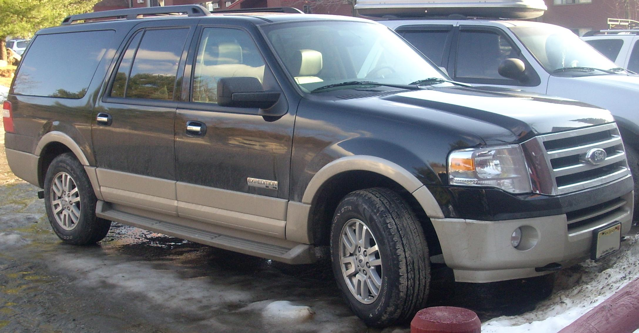 Ford Expedition El #14