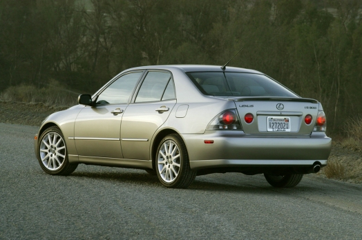 2003 Lexus Is 300 #3