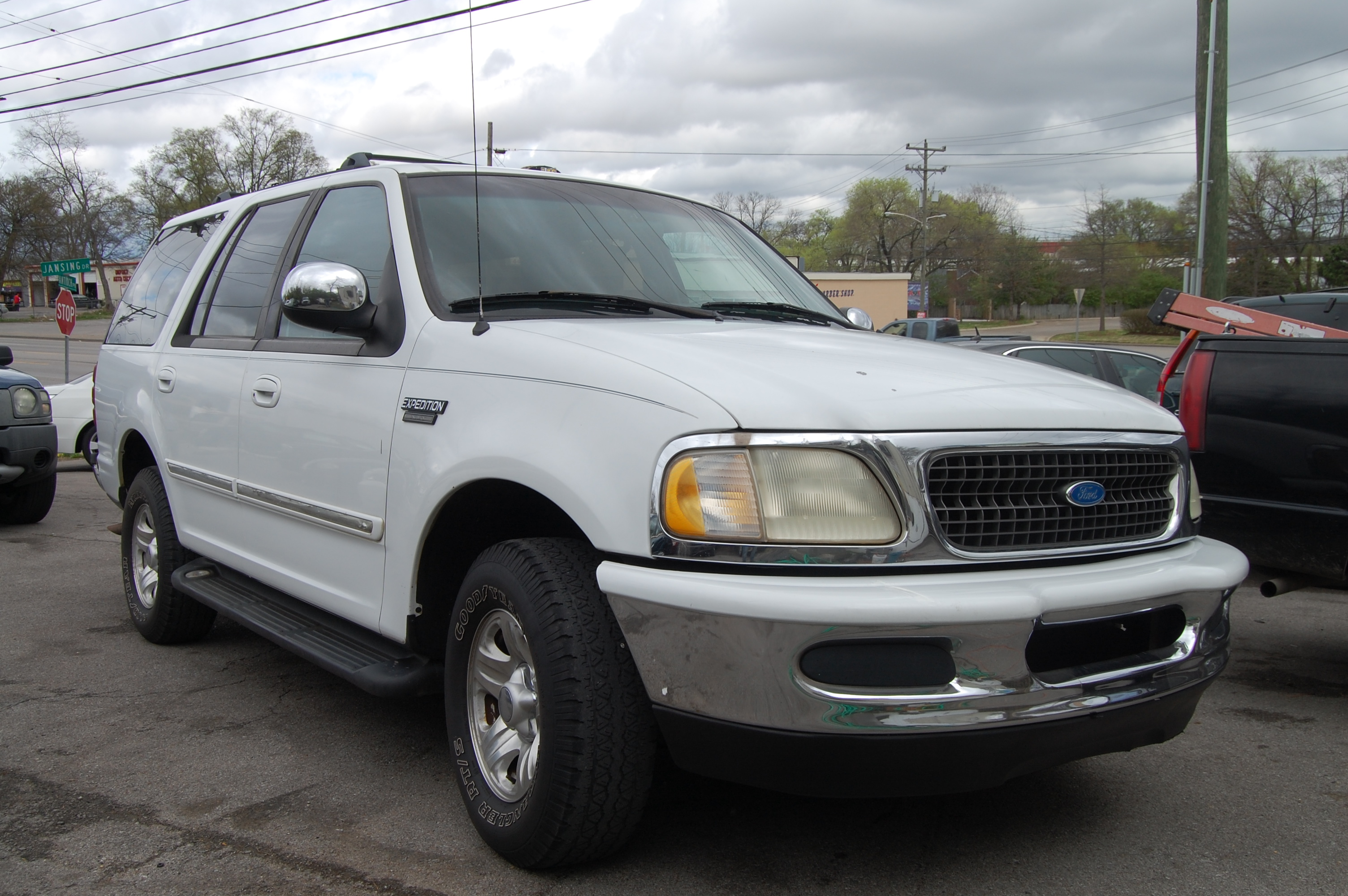 1998 Ford Expedition #5