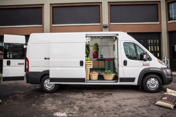 2015 Ram Promaster Window Van #13