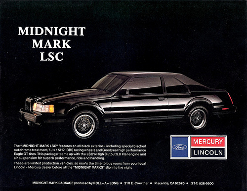 Lincoln Mark Vii Photos Informations Articles Bestcarmag Com