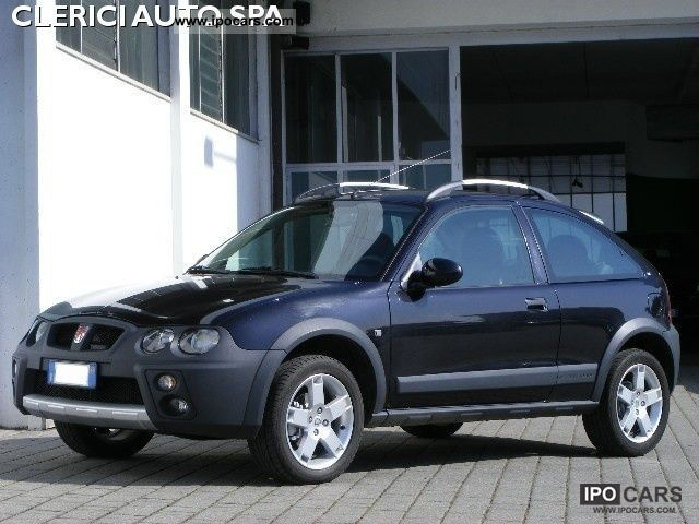 2004 Rover Streetwise #5