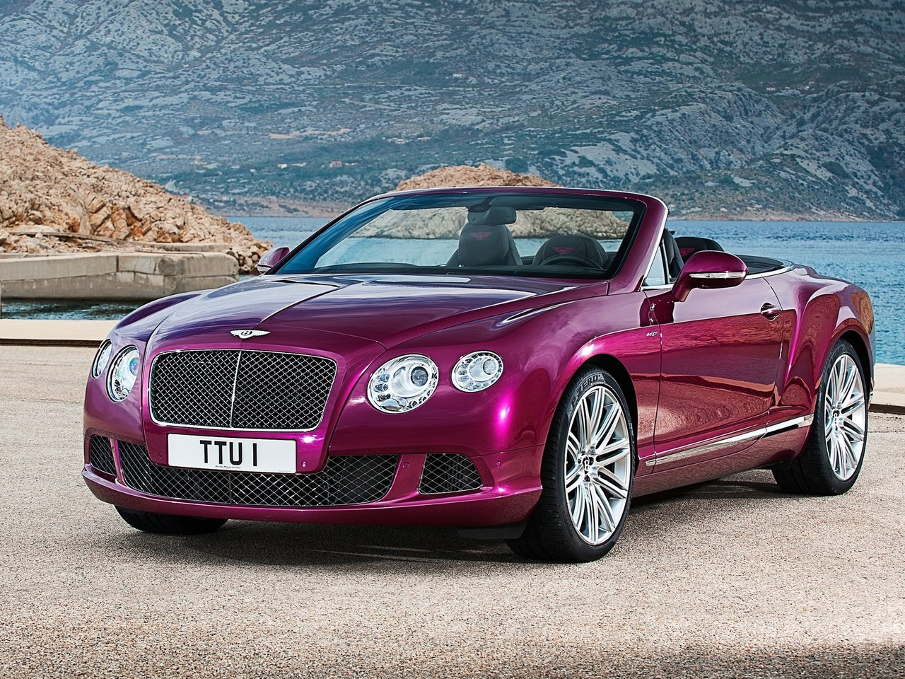 2014 Bentley Continental Gt #16